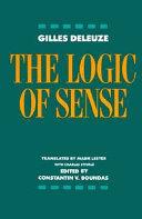 Logique du sens