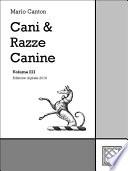 Cani   Razze Canine