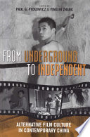 From Underground to Independent Cultural And Political Dimensions Of Contemporary