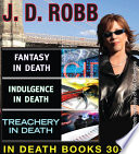 J.D Robb IN DEATH COLLECTION