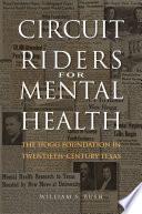 Circuit Riders for Mental Health