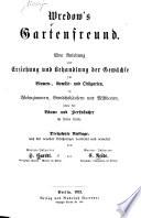 Wredow's Gartenfreund