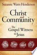 Christ and Community