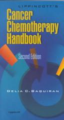 Lippincott S Cancer Chemotherapy Handbook