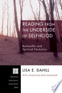 Reading From The Underside Of Selfhood book