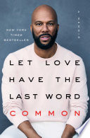 Book Let Love Have the Last Word