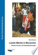 Lokale Märkte in Mosambik
