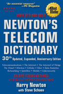 Newton s Telecom Dictionary