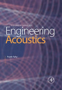 Foundations of Engineering Acoustics Book
