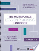 The Mathematics Lesson Planning Handbook Grades 6 8