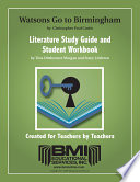 The Watsons Go to Birmingham  Study Guide and Student Workbook  Enhanced ebook