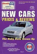 New Cars Fall  2001