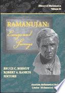Ramanujan book