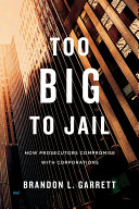 Too Big to Jail Book