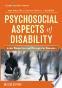 Psychosocial Aspects of Disability  Second Edition