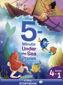 5-Minute Under the Sea Stories Book