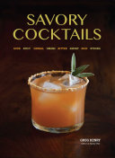 Savory Cocktails Book