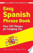 Easy Spanish Phrase Book NEW EDITION Book PDF