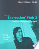 Microsoft Expression Web 2  Introductory Concepts and Techniques