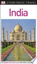 DK Eyewitness Travel Guide India