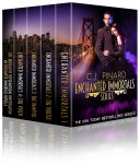 Enchanted Immortals Series Box Set  Books 1 4 plus Novella Somebody Has To Do It And The