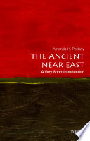 The Ancient Near East  A Very Short Introduction