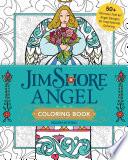 Jim Shore s Angel Adult Coloring Book