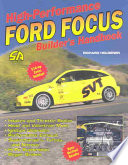High Performance Ford Focus Builder S Handbook