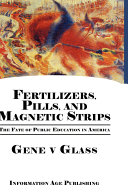 Fertilizers  pills  and magnetic strips