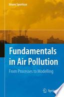 Ebook Fundamentals in Air Pollution Epub Bruno Sportisse Apps Read Mobile