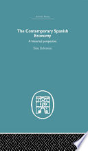 The Contemporary Spanish Economy