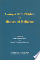 Comparative Studies in History of Religions