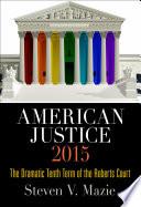 American Justice 2015