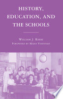 History  Education  and the Schools