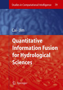 Quantitative Information Fusion for Hydrological Sciences