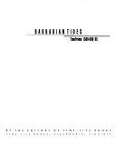 Barbarian Tides