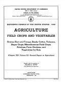 Field Crops and Vegetables
