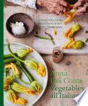 Book Vegetables all Italiana