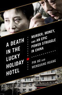 A Death in the Lucky Holiday Hotel While Offering Insight Into Its Implications At