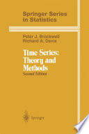 Time Series  Theory and Methods