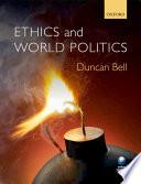Ethics and World Politics