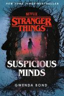 download ebook stranger things: suspicious minds pdf epub