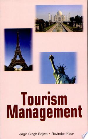 Tourism Management - ISBN:9788131300473