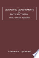 Ultrasonic Measurements for Process Control