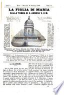 La figlia di Maria sulla tomba di S  Agnese