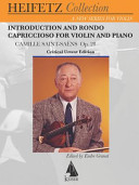 Introduction And Rondo Capriccioso Op 28