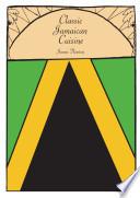 illustration Jamaican Cookbook - Classic Jamaican Cuisine