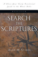 Search the Scriptures Book