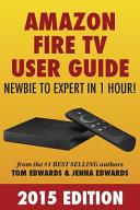 Amazon Fire Tv User Guide