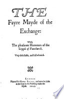 The Fayre Mayde of the Exchange